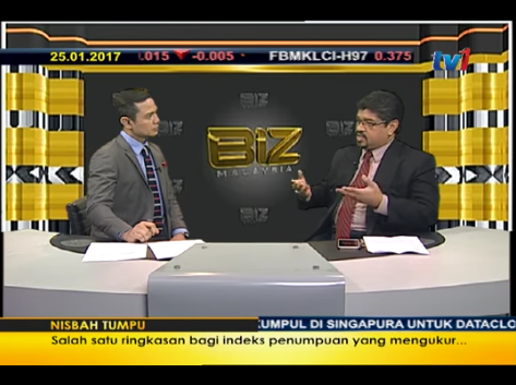 TV Interview with Mr. Adam Mohamed, Head of Operations Management 1 by Biz Malaysia, TV1 on Estate Planning.