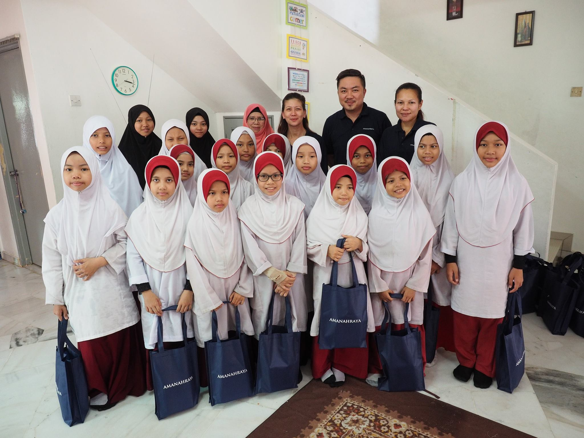 CSR Donation Drive and Visit to Rumah Siraman Kasih