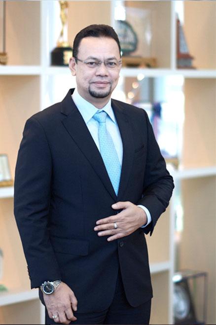 Datuk Rizalman Dato' Mokhtar