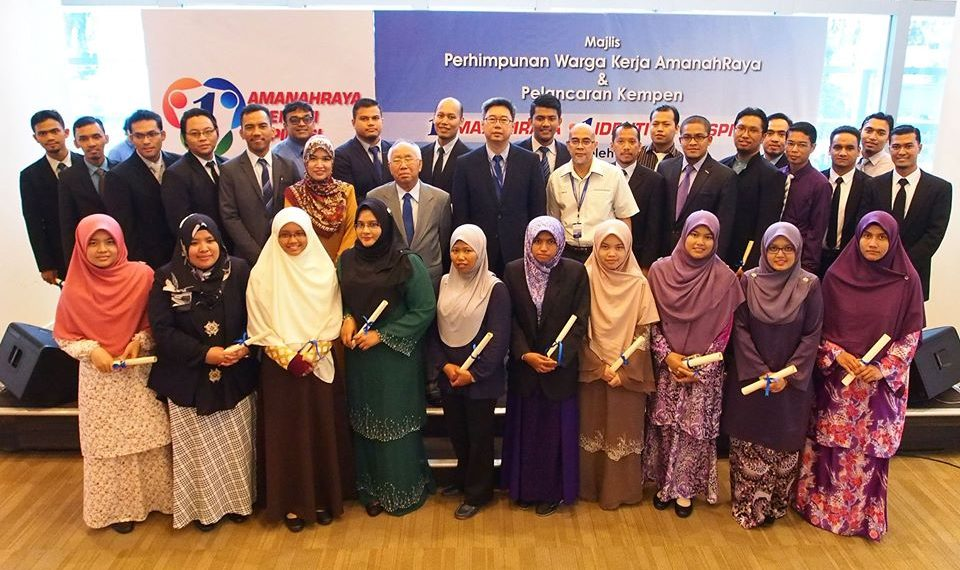 AmanahRaya Employee Gathering and Identity Launch Ceremony