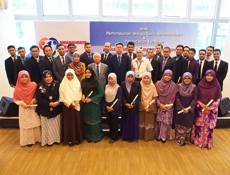 AmanahRaya Employee Gathering and Identity Launch Ceremony