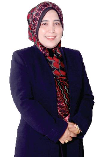 PROFESSOR DATO' DR. NOOR INAYAH YAAKUB